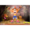 Crash Bandicoot N. Sane Trilogy Crash Bandicoot 23cm PVC Statue: Image 10