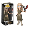 Game of Thrones Daenerys Targaryen Rock Candy Vinyl Figure: Image 1