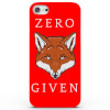 Zero Fox Given Phone Case for iPhone & Android - 4 Colours: Image 1