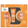 Garnier Ultimate Blends Honey Treasures Gift Set: Image 1