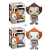 IT Pennywise with Boat Pop! Vinyl Figure with Chase: Image 1