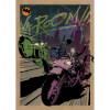 DC Comics Metal Poster - Gotham City Motor Club Gotham City MC (32 x 45cm): Image 1
