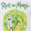 Rick and Morty Men's Portal T-Shirt - White: Image 3