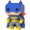 DC Classic Batgirl (Blue) 8-Bit Pop! Vinyl Figure: Image 1