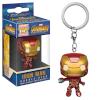 Marvel Avengers Infinity War Iron Man Pop! Vinyl Keychain: Image 2