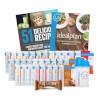 IdealShake 30 Count Sampler + IdealBars (Chocolate Peanut Butter) & Shaker: Image 1