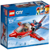 LEGO City Great Vehicles: Airshow Jet (60177): Image 1