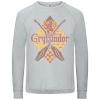 Harry Potter Gryffindor Grey Sweatshirt: Image 1