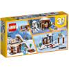 LEGO Creator: Modular Winter Vacation (31080): Image 7