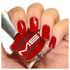 Dermelect 'ME' Peptide Infused Nail Lacquer - Red-iculous: Image 2