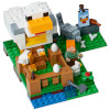 LEGO Minecraft: The Chicken Coop (21140): Image 2