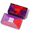 SILKE Hair Wrap The Dita - Purple and Red: Image 2