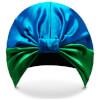 SILKE Hair Wrap The Isla - Blue and Green: Image 1