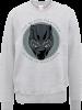 Black Panther Made in Wakanda Sweatshirt - Grey: Image 1