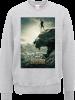 Black Panther Poster Sweatshirt - Grey: Image 1