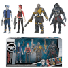 Ready Player One Action Figure 4 Pack: Image 1