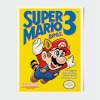 Nintendo Super Famicom Super Mario Bros 3 Print: Image 1