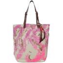 Nica Jasmine Printed Tote Bag - Stone