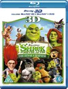 Paramount Home Entertainment Shrek Felices para siempre 3D (Blu-Ray 3D, Blu-Ray 2D y DVD)