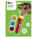 Naturkundemuseum Dinosaurier Taschenlampe und Projektor