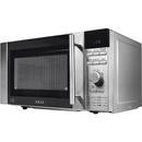 Akai A24003 Digital Microwave - Silver - 800W