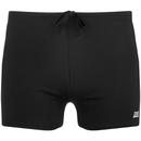 Zoggs Men's Cottesloe Hip Racer Swim Shorts Black XS
