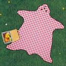 BearSkin Picknickkleed Red