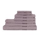 Restmor 100% Egyptian Cotton 7 Piece Supreme Towel Bale Set (500gsm) - Mauve
