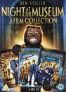 Night At The Museum 1-3