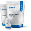 Myprotein Pre & Post Workout Bundle - Natural Chocolate