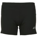 adidas Response Women's Short Tights Black-Flash Orange 18