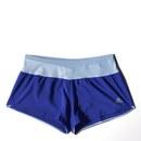 adidas Women's Supernova Glide Shorts Purple L-UK 16-18