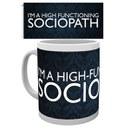Sherlock Sociopath - Mug