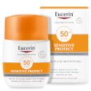 EUCERIN PROTECTION SOLAIRE FLUIDE MATTIFIANT VISAGE FPS 50
