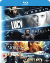 Universal Pictures Blu-ray Starter Pack - incluye Lucy, Dracula Untold, 47 Ronin, Immortals, R.I.P.D