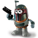 Star Wars Mr. Potato Head Boba Fett Action Figure