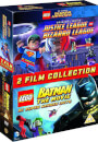 LEGO Double: Justice League Vs. Bizarro & LEGO Batman