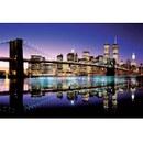 New York Brooklyn Bridge - 24 x 36 Inches Maxi Poster