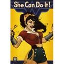 DC Comics Bombshells Wonder Woman - 24 x 36 Inches Maxi Poster