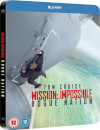 Universal Pictures Mission Impossible: Rogue Nation - Zavvi Exclusive Limited Steelbook