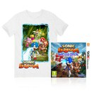 Sonic Boom: Shattered Crystal with FREE T-Shirt