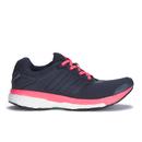 adidas Women's Supernova Glide Boost 7 Running Shoes Navy-Pink UK 7 Navy-Pink