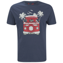 Salvage Men's Campervan T-Shirt - Navy