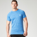 Image of Maglia Performance a Maniche Corte - XL - Blu