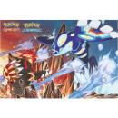 pokemon-groudon-kyogre-maxi-poster