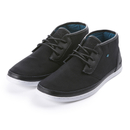 Boxfresh Men's Milford Garment Dye/Suede Chukka Boots - Black - UK 10