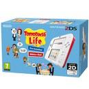 Nintendo 2DS White/Red + Tomodachi Life