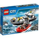 LEGO City: Le bateau de patrouille de la police (60129)