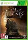Game of Thrones, Season 1  Xbox 360