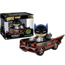 DC Comics  Batman 1966 TV Series Batmobile Dorbz Action Figure